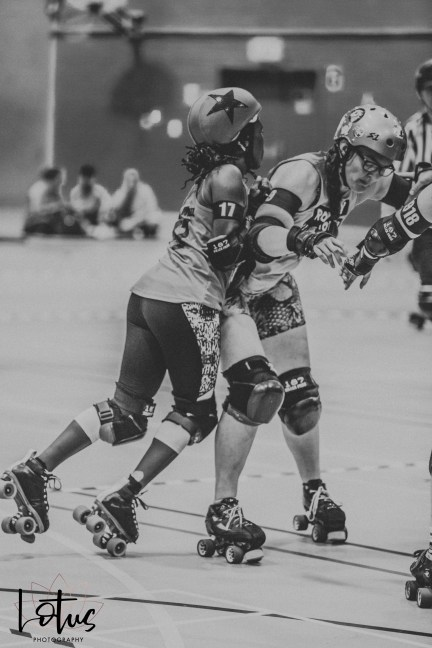 Lotus Phtotography Bournemouth Dorset Roller Girls Roller Derby Sport Photography 53-2