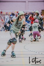 Lotus Phtotography Bournemouth Dorset Roller Girls Roller Derby Sport Photography 56