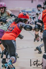 Lotus Phtotography Bournemouth Dorset Roller Girls Roller Derby Sport Photography 67