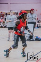 Lotus Phtotography Bournemouth Dorset Roller Girls Roller Derby Sport Photography 68