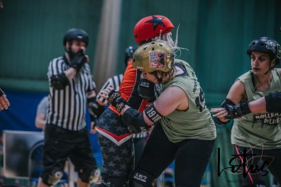 Lotus Phtotography Bournemouth Dorset Roller Girls Roller Derby Sport Photography 79