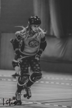 Lotus Phtotography Bournemouth Dorset Roller Girls Roller Derby Sport Photography 8-2