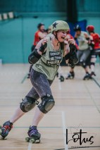 Lotus Phtotography Bournemouth Dorset Roller Girls Roller Derby Sport Photography 85
