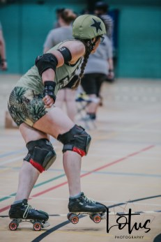 Lotus Phtotography Bournemouth Dorset Roller Girls Roller Derby Sport Photography 92