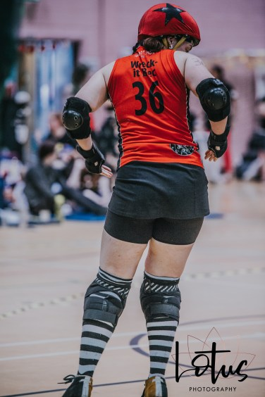 Lotus Phtotography Bournemouth Dorset Roller Girls Roller Derby Sport Photography 94