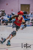Lotus Phtotography Bournemouth Dorset Roller Girls Roller Derby Sport Photography 95