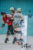 Lotus Phtotography Bournemouth Dorset Roller Girls Roller Derby Sport Photography 98