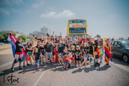 Lotus Photography Bournemouth Bourne Free 2018 Dorset Roller Girls WM 18