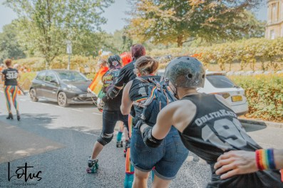 Lotus Photography Bournemouth Bourne Free 2018 Dorset Roller Girls WM 62