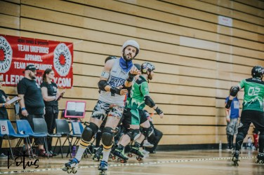 Lotus Photography UK Bournemouth British Roller Derby Championships Bristol vs Wales 106_