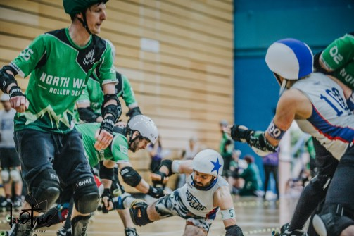 Lotus Photography UK Bournemouth British Roller Derby Championships Bristol vs Wales 130_