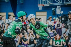 Lotus Photography UK Bournemouth British Roller Derby Championships Bristol vs Wales 13_
