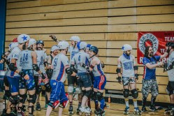 Lotus Photography UK Bournemouth British Roller Derby Championships Bristol vs Wales 174_