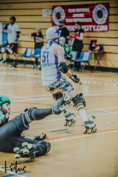 Lotus Photography UK Bournemouth British Roller Derby Championships Bristol vs Wales 59_