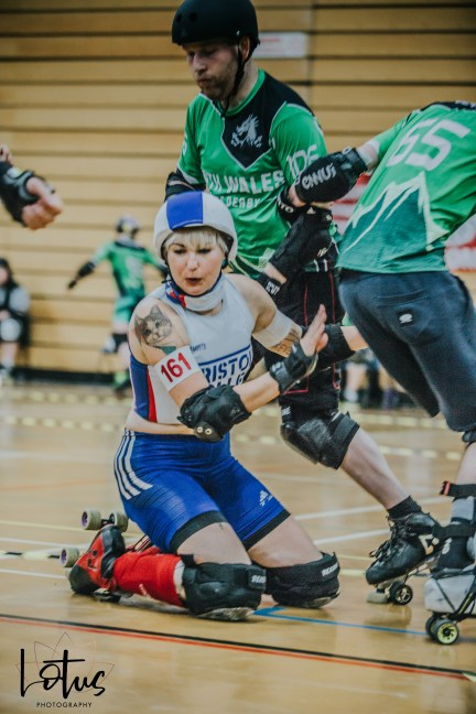 Lotus Photography UK Bournemouth British Roller Derby Championships Bristol vs Wales 72_