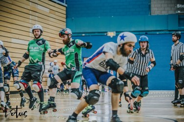 Lotus Photography UK Bournemouth British Roller Derby Championships Bristol vs Wales 92_