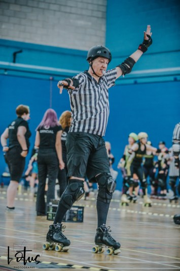 Lotus Photography UK Bournemouth British Roller Derby Championships Whippin' Hinnies vs Hull 43_