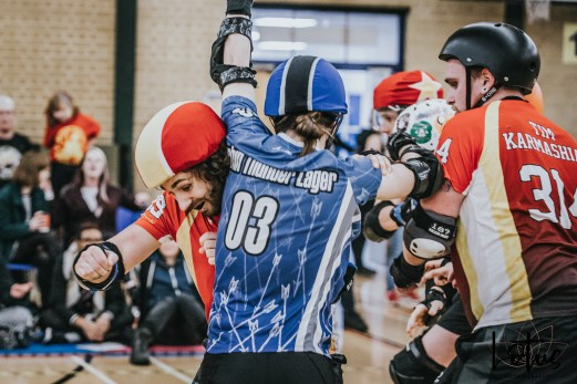 Dorset Knobs London Roller Derby Lotus Photography Bournemouth Dorset Sports Photography 14