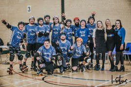 Dorset Knobs London Roller Derby Lotus Photography Bournemouth Dorset Sports Photography 162
