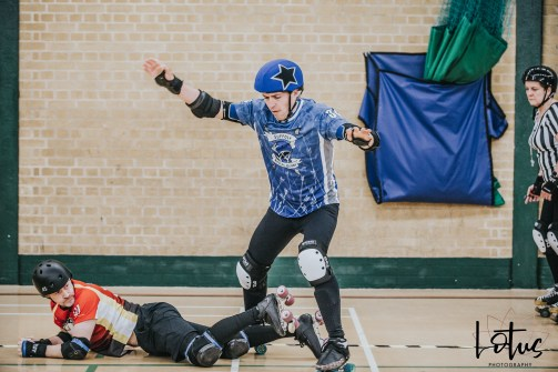 Dorset Knobs London Roller Derby Lotus Photography Bournemouth Dorset Sports Photography 3