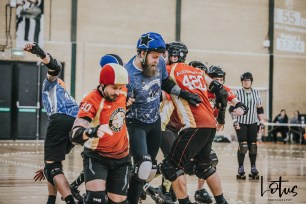 Dorset Knobs London Roller Derby Lotus Photography Bournemouth Dorset Sports Photography 38