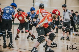 Dorset Knobs London Roller Derby Lotus Photography Bournemouth Dorset Sports Photography 40