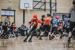 Dorset Knobs London Roller Derby Lotus Photography Bournemouth Dorset Sports Photography 46