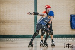 Dorset Knobs London Roller Derby Lotus Photography Bournemouth Dorset Sports Photography 67