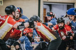 Dorset Knobs London Roller Derby Lotus Photography Bournemouth Dorset Sports Photography 93