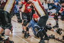 Dorset Knobs London Roller Derby Lotus Photography Bournemouth Dorset Sports Photography 94