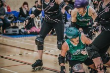 SWAT London Roller Derby Lotus Photography Bournemouth Dorset Sports Photography 11