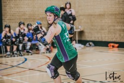 SWAT London Roller Derby Lotus Photography Bournemouth Dorset Sports Photography 113