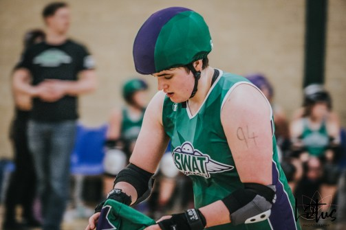 SWAT London Roller Derby Lotus Photography Bournemouth Dorset Sports Photography 118