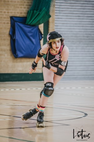 SWAT London Roller Derby Lotus Photography Bournemouth Dorset Sports Photography 128