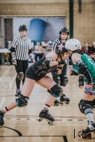 SWAT London Roller Derby Lotus Photography Bournemouth Dorset Sports Photography 130