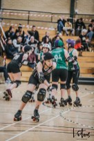 SWAT London Roller Derby Lotus Photography Bournemouth Dorset Sports Photography 135