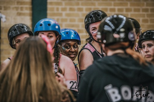 SWAT London Roller Derby Lotus Photography Bournemouth Dorset Sports Photography 146