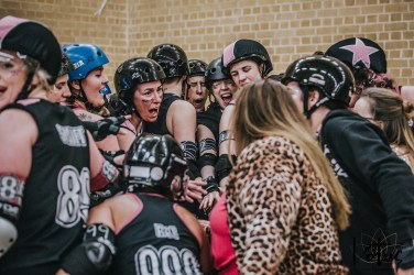 SWAT London Roller Derby Lotus Photography Bournemouth Dorset Sports Photography 148