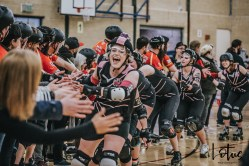 SWAT London Roller Derby Lotus Photography Bournemouth Dorset Sports Photography 151