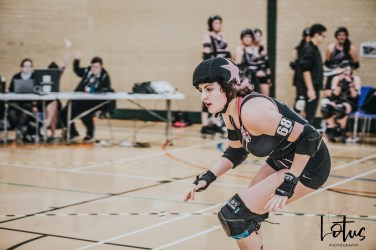 SWAT London Roller Derby Lotus Photography Bournemouth Dorset Sports Photography 17