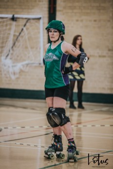 SWAT London Roller Derby Lotus Photography Bournemouth Dorset Sports Photography 2