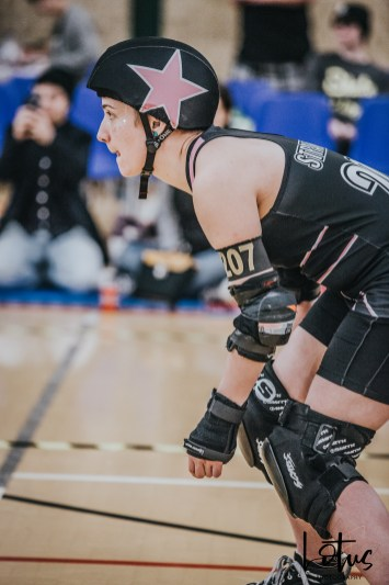 SWAT London Roller Derby Lotus Photography Bournemouth Dorset Sports Photography 26