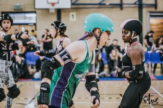 SWAT London Roller Derby Lotus Photography Bournemouth Dorset Sports Photography 31