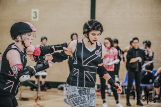 SWAT London Roller Derby Lotus Photography Bournemouth Dorset Sports Photography 43