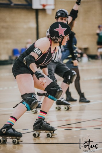 SWAT London Roller Derby Lotus Photography Bournemouth Dorset Sports Photography 50
