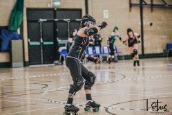 SWAT London Roller Derby Lotus Photography Bournemouth Dorset Sports Photography 52