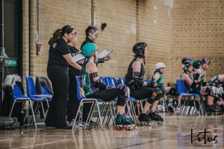 SWAT London Roller Derby Lotus Photography Bournemouth Dorset Sports Photography 57