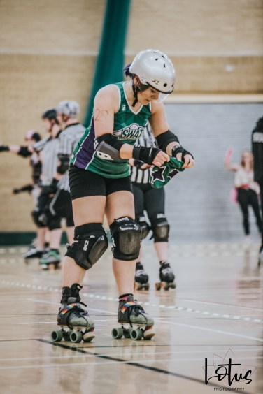 SWAT London Roller Derby Lotus Photography Bournemouth Dorset Sports Photography 59