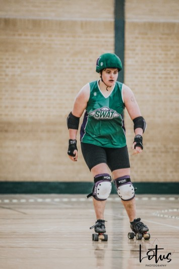SWAT London Roller Derby Lotus Photography Bournemouth Dorset Sports Photography 62