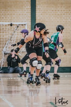 SWAT London Roller Derby Lotus Photography Bournemouth Dorset Sports Photography 67